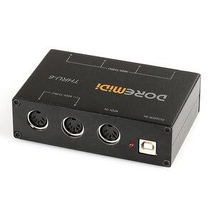Контроллер коробки DOREMiDi MIDI THRU 6 Thru