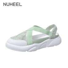 NUHEEL shoes for women wild fashion casual women shoes breathable comfortable non-slip обувь женская