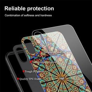 Image 4 - الزجاج المقسى حقيبة لهاتف أي فون iPhone XS Max ماكس X XS XR Nillkin الفاخرة دريم لاند تألق حامي الغطاء الخلفي ل فون XS ماكس حالة
