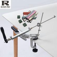 Knife sharpener professional afilador de cuchillo ruixin pro 4 rx 008 sharpening stone afiador faca sacapuntas whetstone diamond