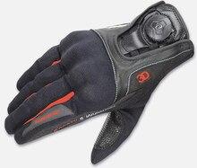 GK 164 BOA 3D Motorrad Handschuhe Touchscreen Boa Knuckle Schützen Männer Radfahren Racing Touring Handschuhe