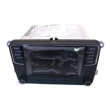 Car Radio 6.5 inch MIB RCD510 RCN210 RCD330 RCD330G Plus For Golf MK5 MK6 Jetta CC Tiguan Passat 6RD 035 187 A 6RD035187A цена в Москве и Питере