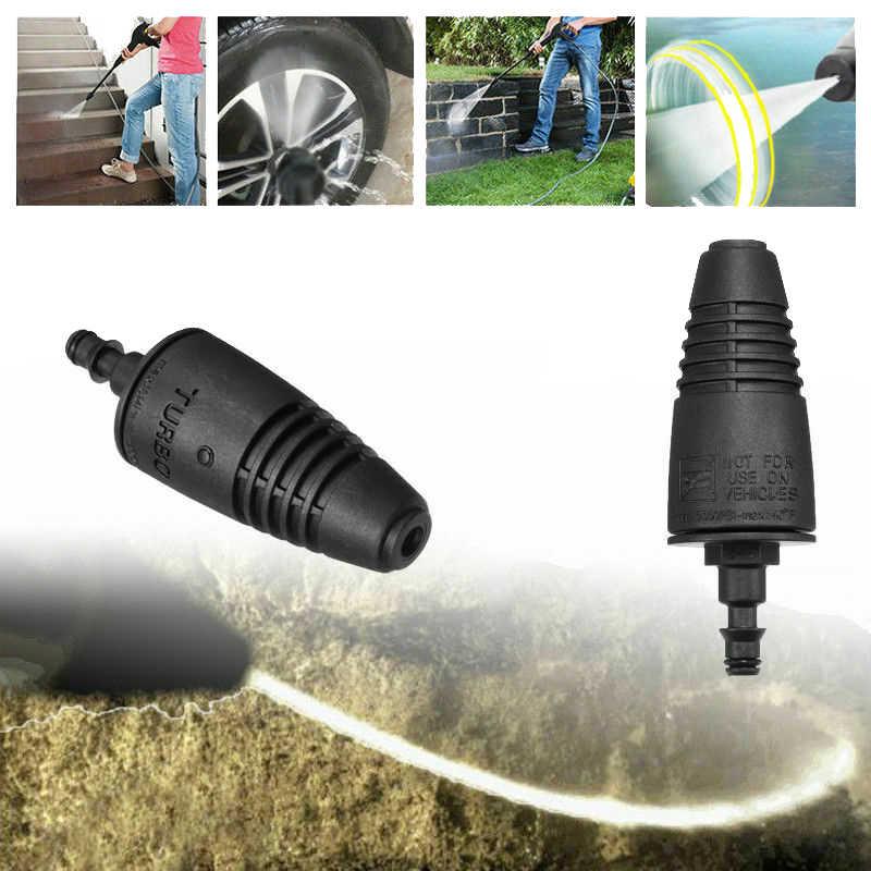 Mesin Cuci Tekanan Tinggi Mobil Mencuci Air-Gun Nozzle Turbo Berputar Spray untuk Karcher Lavor Komet VAx