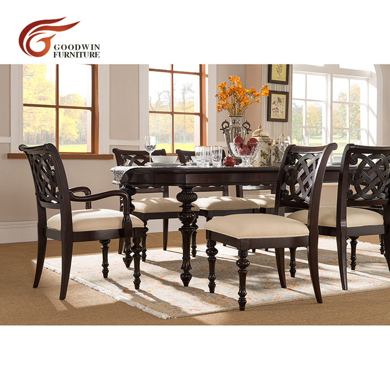 Wood Dining Table Set Modern With 8 Chairs And Dining Room Chairs Modern Derevyannyj Obedennyj Stol Na 8 Stulev Wa420 Big Discount F0270 Cicig
