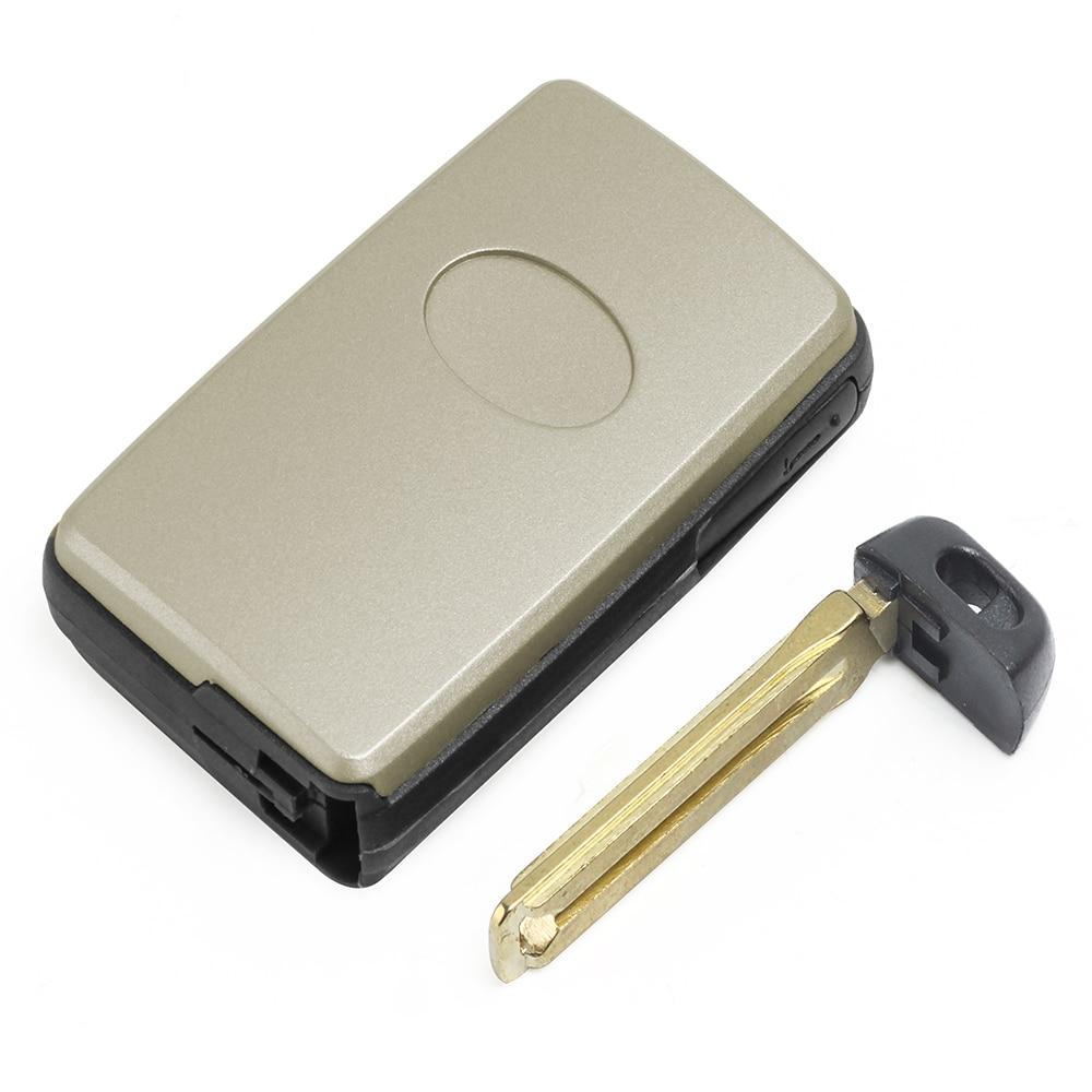 KEYECU Смарт дистанционные брелки для ключей брелок 4 кнопки 314,4 МГц для Toyota Avalon Carmy 2007 2008 2009 FCC ID: HYQ14AAB P/N: 271451 0140 - 2