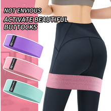 Resistance Bands Set Workout Rubber Elastic Sport Booty Band Fitness Equipment For Yoga Gym Training Fabric Bandas Elasticas