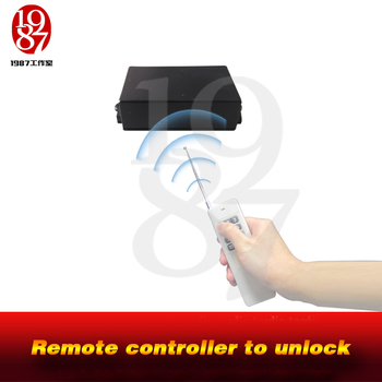 JXKJ1987 room escape control system remote controller to unlock game master version widely used in real life room escape game