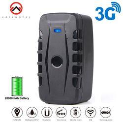 3G lokalizator gps nadajnik gps 240 dzień gotowości 20000mAh magnes lokalizator gps wodoodporny IP67 Localizador lokalizator gps Shock Drop Alarm