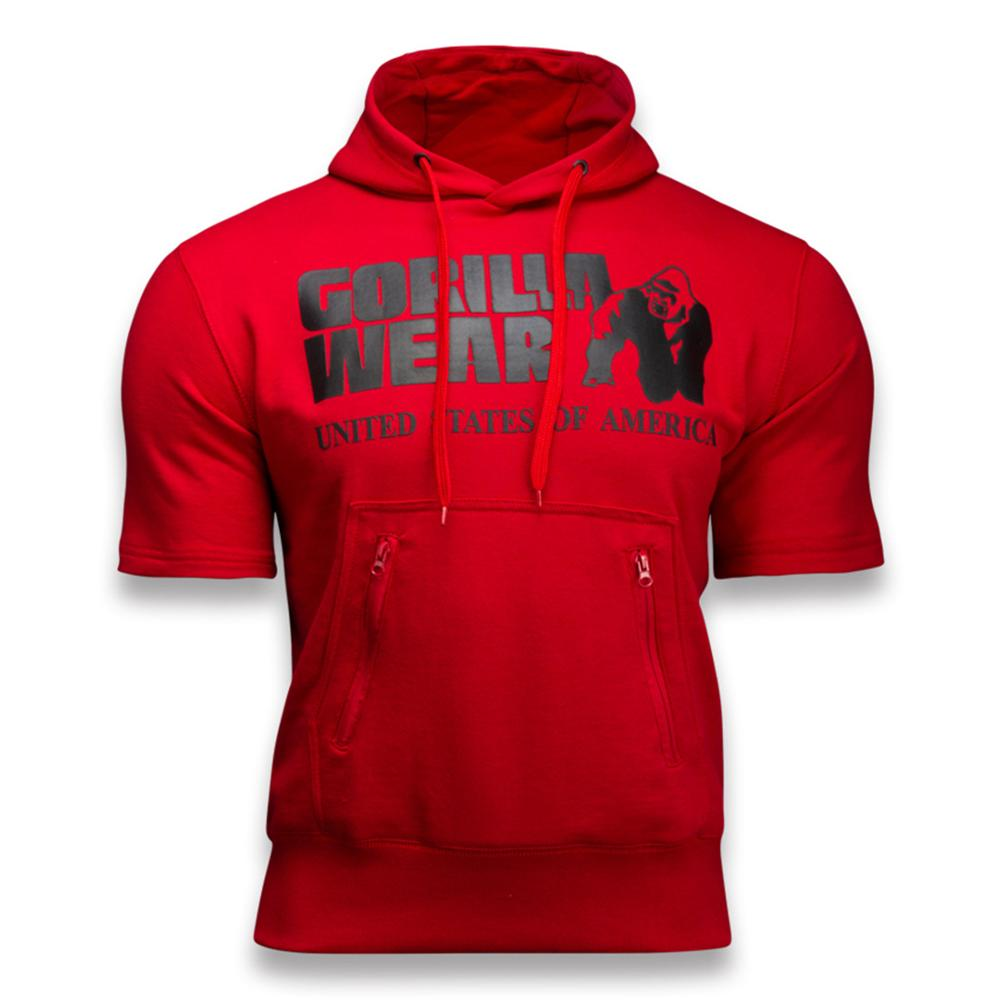 Bodybuilding Halter Vest Hooded Men's Clothing Fitness Men's Sleeveless Vest Cotton Vest Vest Muscles
