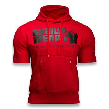 цена Bodybuilding halter vest hooded men's clothing fitness men's sleeveless vest cotton vest vest muscles онлайн в 2017 году