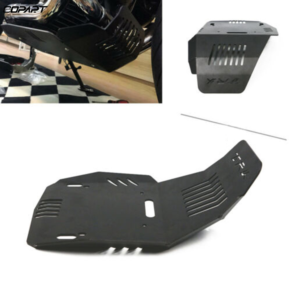 For <font><b>Benelli</b></font> TRK502 TRK520X Jinpeng <font><b>TRK</b></font> <font><b>502</b></font> 502X Motorcycle <font><b>Accessories</b></font> Skid Plate Engine Guard Chassis Frame Protection Cover image