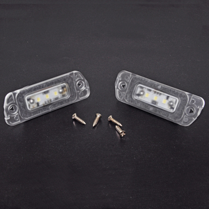 Car Accessories LED Number Lic