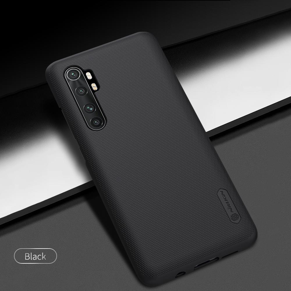 NILLKIN per Xiaomi Mi Note 10 Pro Ultra-Thin Frosted Shield HARD BACK CASE COVER