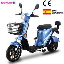 Bicicleta elétrica de alta velocidade da motocicleta elétrica de alta velocidade da bateria de lítio do trotinette da motocicleta de benod