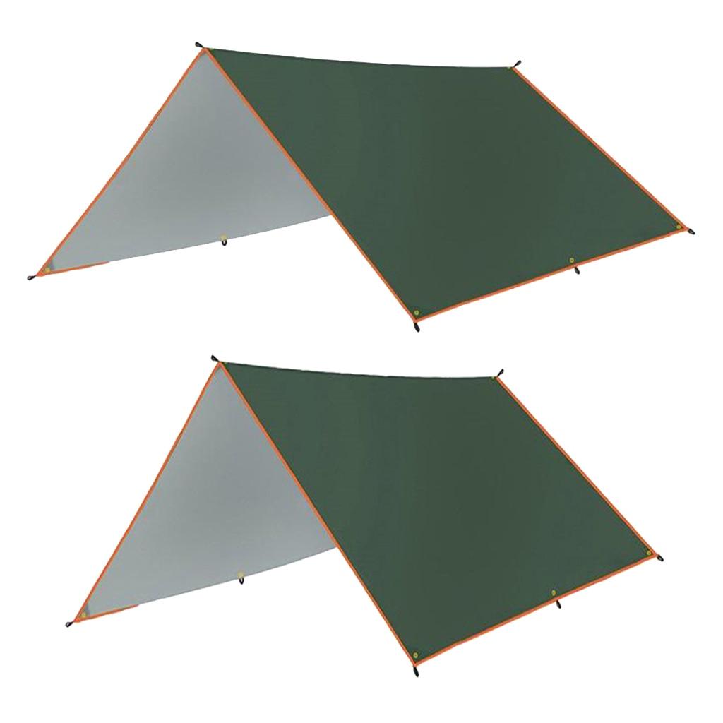 Bâche de Camping de bâche de remplacement de feuille de sol de bâche polyvalente imperméable doxford