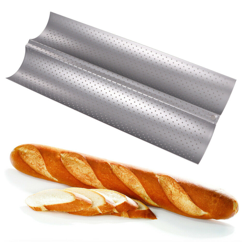 Top 8 Most Popular French Bread Baking Pans Ideas And Get Free Shipping A464