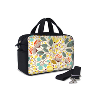Lunch Bag Insulated  Picnic Carry Case Thermal Portable Box Cool Cooler Handbag