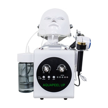 Oxygen jet Aqua water dermabrasion / spa facial cleaning machine diamond microdermabrasion oxygen