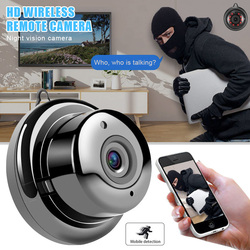 Wireless Wifi Camera Night Vision 1080P Loop Recording Motion Detection for Home Office SGA998
