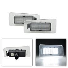 цена на LED Number License Plate Lamp Car Light for Hyundai CW Estate Elantra I30 for Kia Ceed/Cerato/Forte