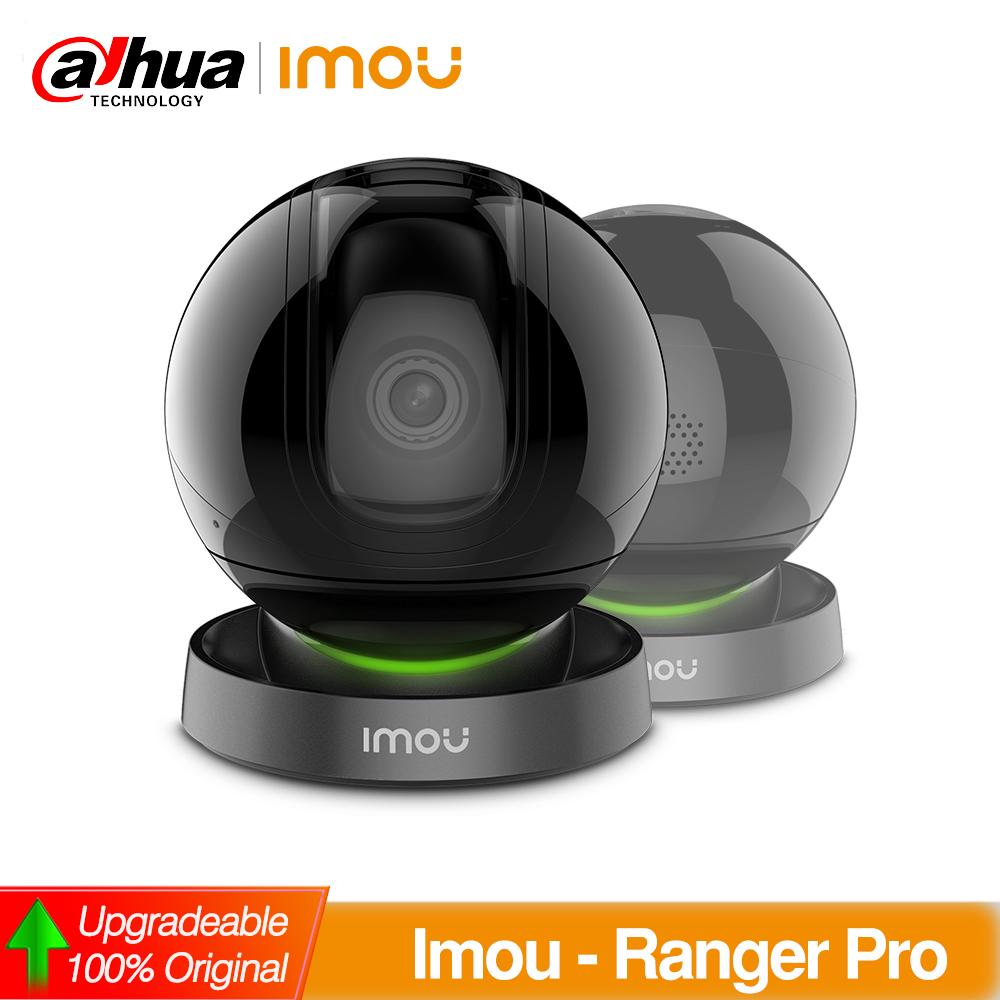 Dahua IMOU IPC-A26H Ranger Pro Wireless IP Camera Pan/Tilt Rotatable Smart Tracking Privacy Msk Cloud Storage Security Wifi IPC