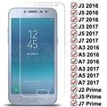 9D закаленное стекло для Samsung Galaxy J3 J5 J7 A3 A5 A7 2016 2017 J2 J4 J7 Core J5 Prime S7 защита для экрана защитное стекло