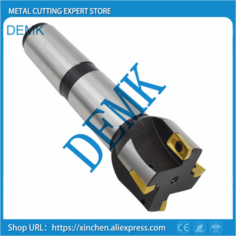 MTB4 MT4 400R Indexable End Mill BAP400R 25mm 30mm 32mm 36mm 40mm 45mm For APKT1604 Mechanical Milling Machine M16 Rear Thread