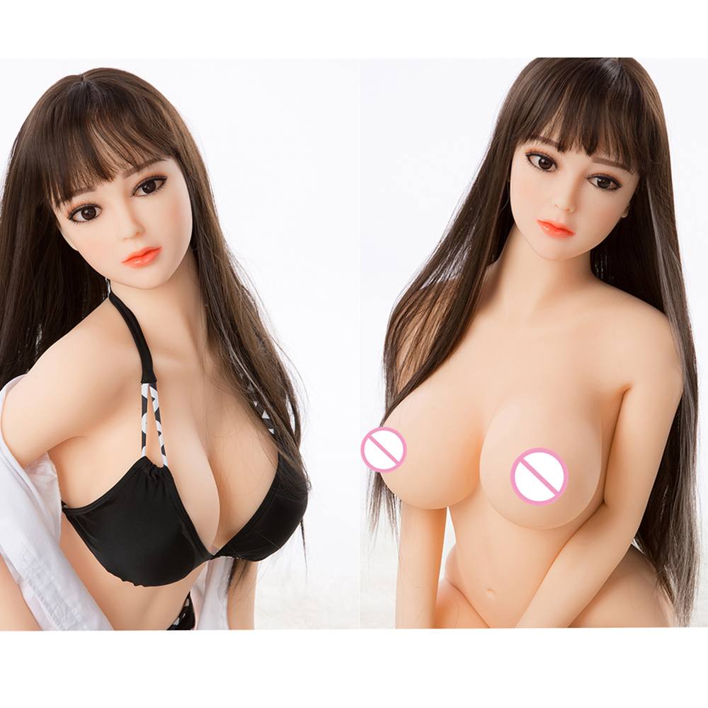<font><b>168</b></font> <font><b>Sex</b></font> <font><b>Doll</b></font> High Quality Big Breast Full Silicone Love <font><b>Doll</b></font> Realistic Vagina Pussy Anal Oral Men <font><b>Sex</b></font> Toys image