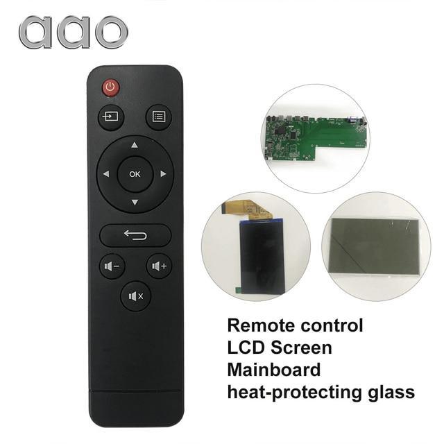 AAO YG400 GM60 YG410 YG500 YG510 YG220 YG300 YG310 원격 제어 LED 램프 전구 전원 보드 마더 보드 프로젝터 액세서리