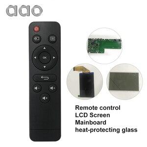 AAO YG400 GM60 YG410 YG500 YG510 YG220 YG300 YG310 Remote Control LED Lamp Bulb Power Board Motherboard Projector accessories(China)