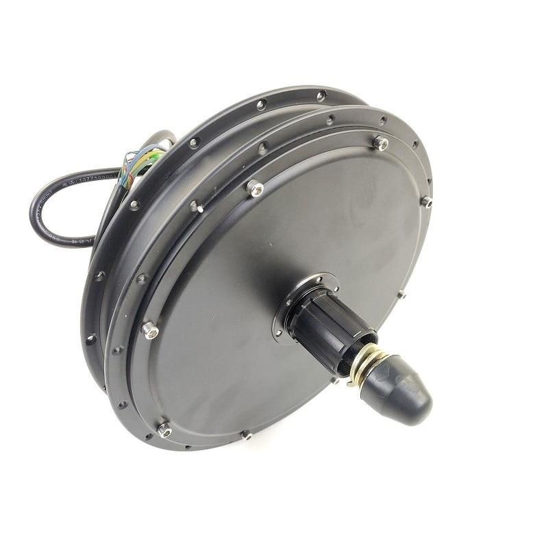 Ebike Электрический велосипед конверсионный комплект 48V1000W Задняя кассета Ступица колеса мотор с LCD6 дисплей весь водонепроницаемый кабель