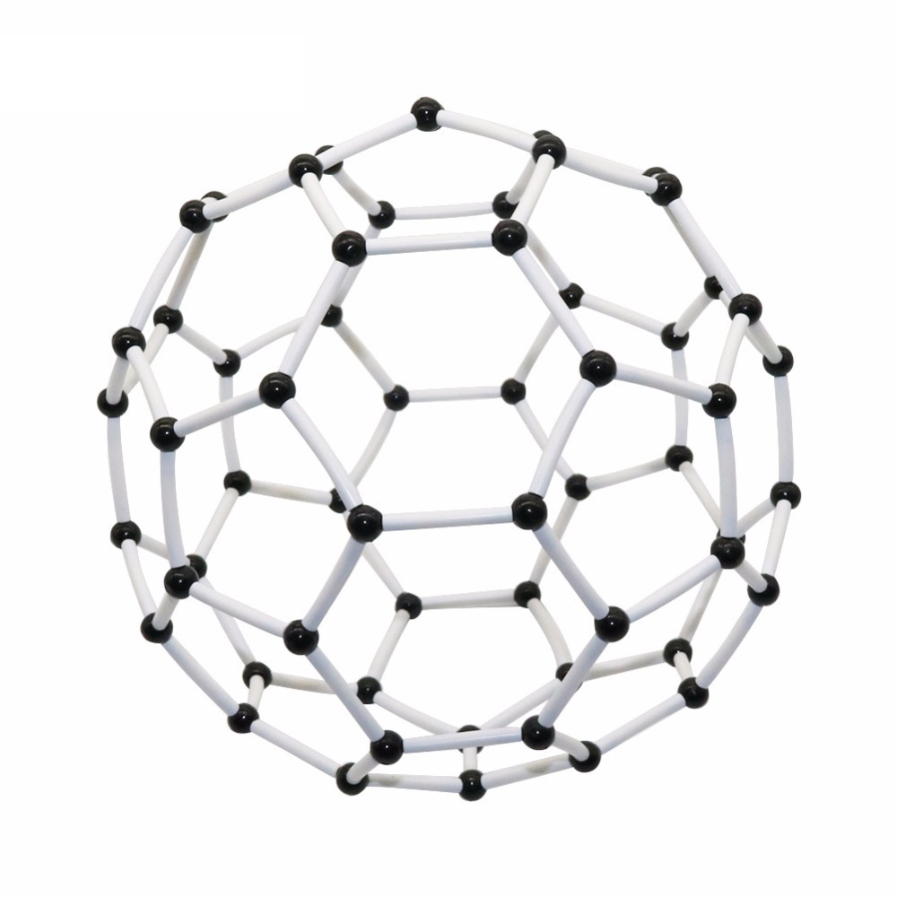 Carbon 60 Molecular Structure Model Organic Chemistry Molecular Model Carbon Framework Teaching Experiment Tool 1 Set