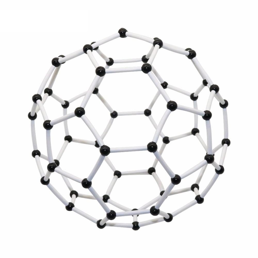 Carbon 60 Molecular Structure Model Organic Chemistry Molecular Model Carbon Framework Teaching Experiment Tool 1 Set