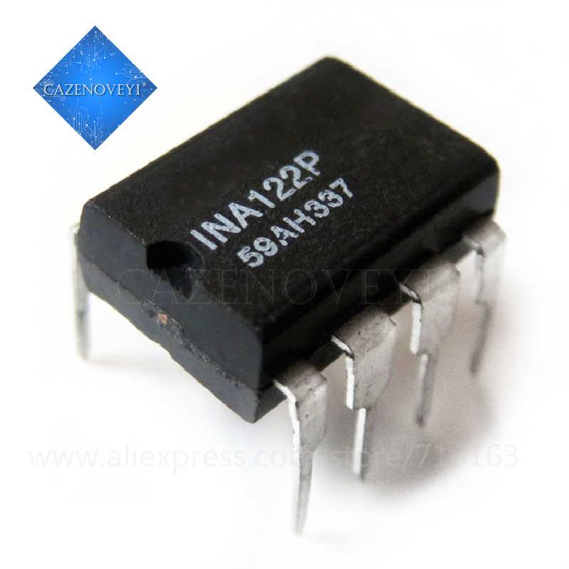 Details about  /1pcs INA122PA DIP-8 INA122P DIP8 INA122 DIP 122PA IC OPAMP INSTR 120KHZ