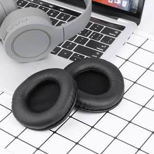 Earmuff Headphones Cushion-Cover Replacement Earpads for Sony Mdr-v700dj/Mdr/V700/..