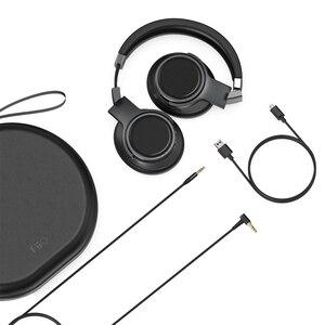 Image 3 - Fiio EH3NC Bluetooth 5.0 Over De Oor Hifi Diepe Bas Hoofdtelefoon Met Aptx Ll/Aptx Hd/Ldac/mic EH3 Nc