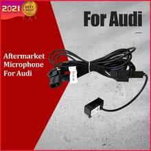 1 szt Kable wiązki przewodów Bluetooth kabel mikrofonowy do radioodtwarzaczy Audi VW CD tanie tanio CN (pochodzenie) Jeden Din