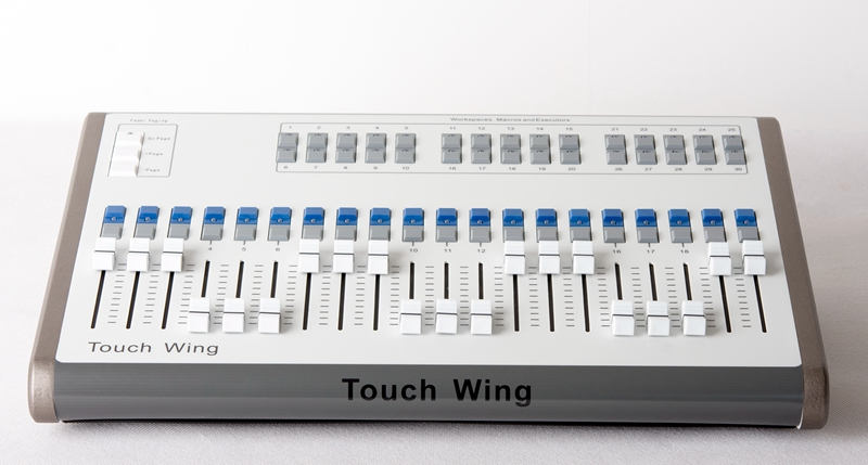 Titan ONPC Dmx 512 Fader Wing Mobile Wing
