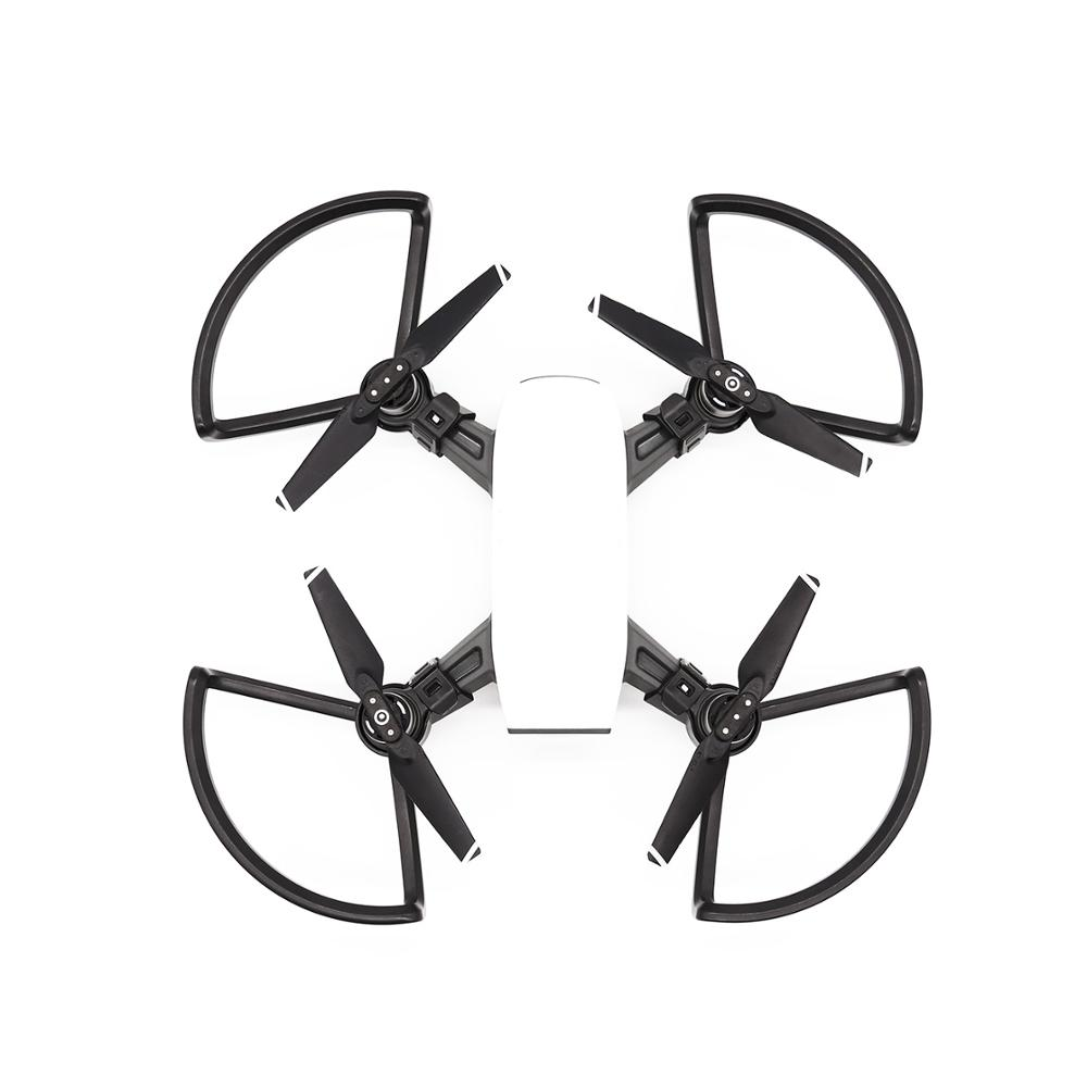 4pcs 4730 Propeller Guard 4730F Blade Bumper Protector Anti Crash For DJI Spark Drone Protective Accessories