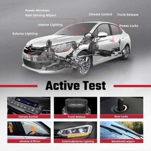 Image 4 - Starten X431 PROFIS Mini Automotive OBD2 Scanner Diagnose Werkzeug IMMO Injektor ECU Codierung TPMS ABS Blutungen Wifi Bluetooth Scanner