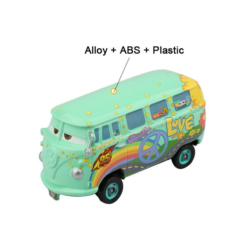 Disney Pixar Cars 2 Model Car Toys Creations De Palm