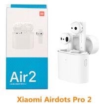 In Stock New Xiaomi Airdots Pro 2 Mi True Wireless Earphone 2 TWS Earphone Air 2 LHDC Tap Control Dual MIC ENC недорого
