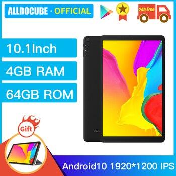 ALLDOCUBE 10.1 inch iPlay20 Android 10 Tablet 4GB RAM 64GB ROM SC9863A Tablets PC 1920*1200IPS iplay 20
