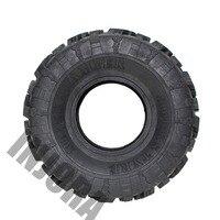 INJORA 4Pcs 2.2 Inch Rubber Tyres Wheel Tires for 1/10 RC Rock Crawler SCX10 RR10 Wraith YETI 90026 90020 90031 90045 90056 4