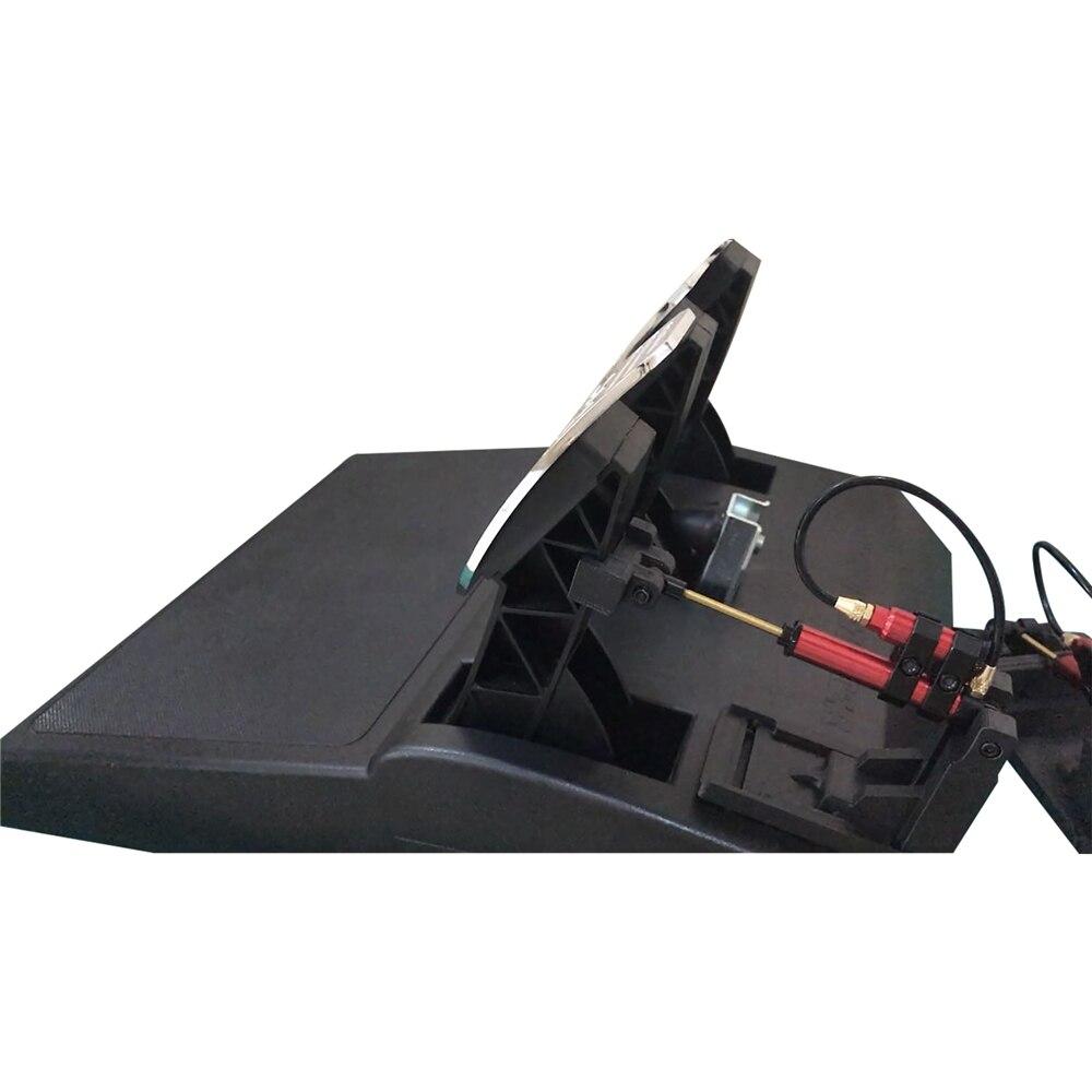 1 jeu d'amortissement de pédale d'embrayage de frein d'accélérateur Racing pour Thrustmaster T3PA/T3PA PRO Kit d'amortissement hydraulique spécial modifié - 2