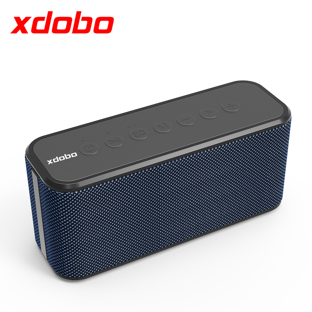Портативная беспроводная колонка Xdobo X8 Plus, 80 Вт. 1