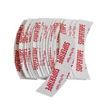 36 unids/lote Super cinta de encaje peluca cinta impermeable doble cara de tiras de cinta adhesiva para pelucas/Peluca de encaje