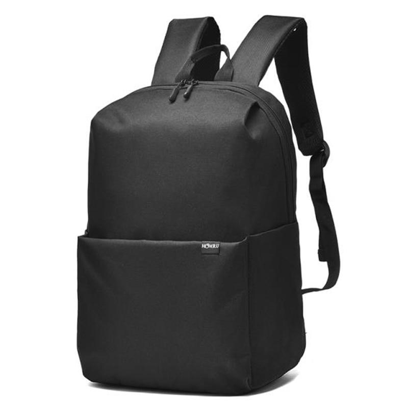 Mi Backpack Bag Urban Leisure Chest Pack For Men Women Shoulder Type Unisex Rucksack For Game Pad Bag Travel 15.6inch Laptop Bag