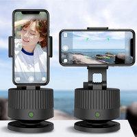 Hot Smart Tracking Holder rotazione a 360 gradi Face Tracking stabilizzatore cardanico rotante supporto per fotocamera per telefono per registrazione Video fotografica