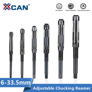 XCAN Cutting-Tools Hand-Reamer-Machine Adjustable 6 9 7 12 8 30mm 10-11 13-15-17-19-21